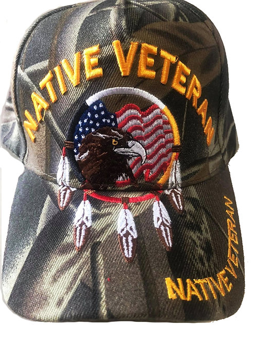 Native Veteran Camo SKU 971