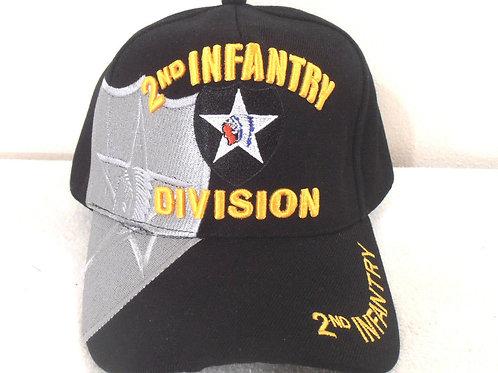 2nd Infantry Div SKU 190