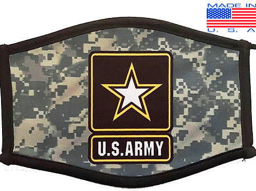 US Army Black Mask 2064