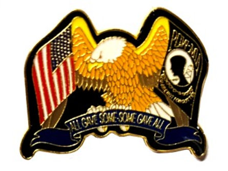 U.S. Eagle/POW-MIA SKU 1106