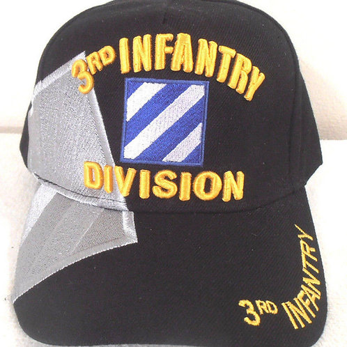 3rd Infantry Div SKU 184