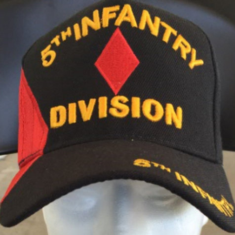 5th Infantry Div SKU 170