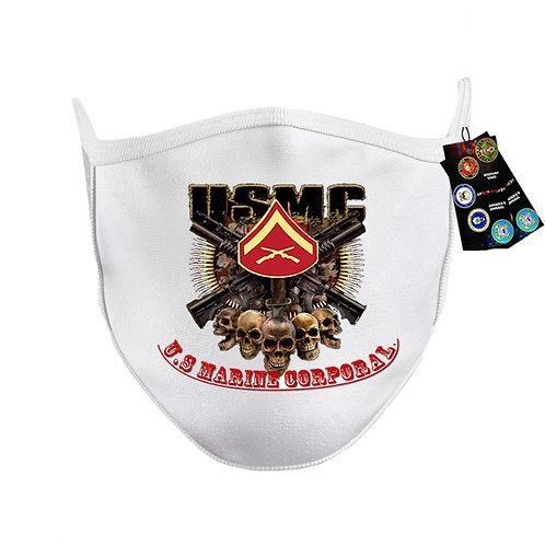 Marine Corporal Mask SKU 1554