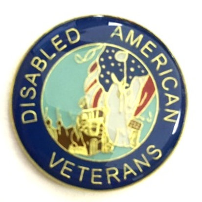 Disabled American Veterans SKU 1069