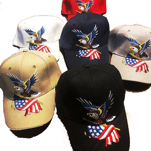Flag & Eagle SKU 791 Only $2.75 Each