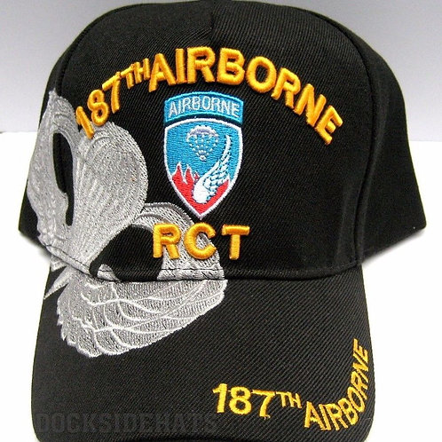 187th Airborne RCT SKU 115