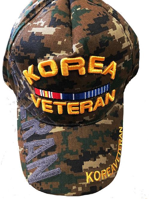 Korea Veteran Camo  SKU 754