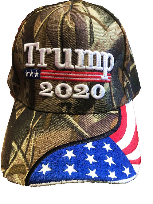 Trump 2020 Camo  SKU 682
