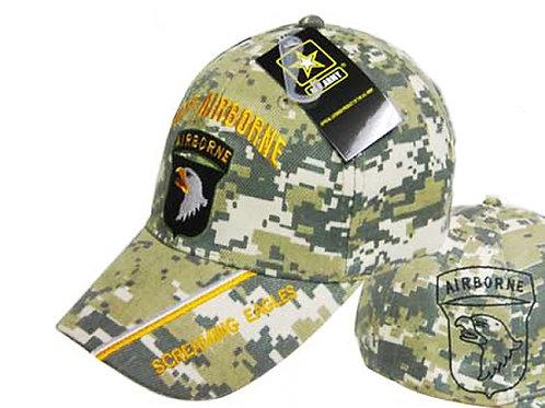 101st Airborne Camo SKU 996