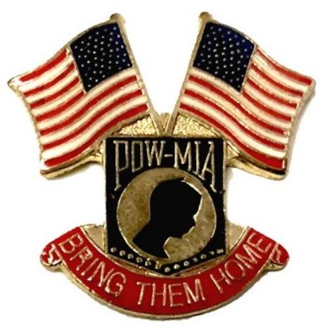 Pow-Mia Bring them Home SKU 1082