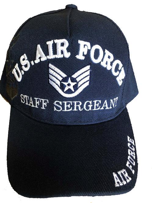 Us Air Force Staff Sgt SKU 708