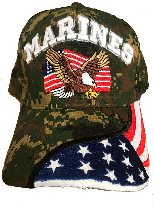 Marines Camo SKU 982