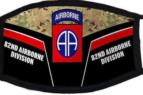 82nd Airborne Black Mask 2089