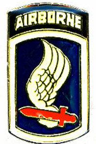 173rd airborne division SKU 1028