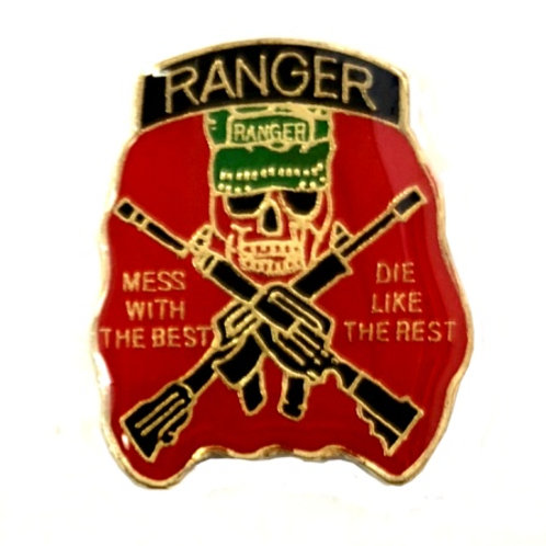 Ranger, Mess With the Best, SKU 1023