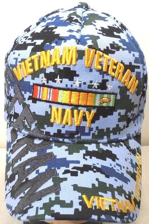 Navy Vietnam Vet SKU 047