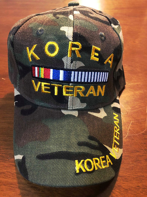 12 US Korean Veteran SKU 732 Only $2.50 Each