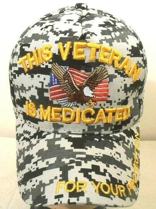 Camo Medicated Vet SKU 345