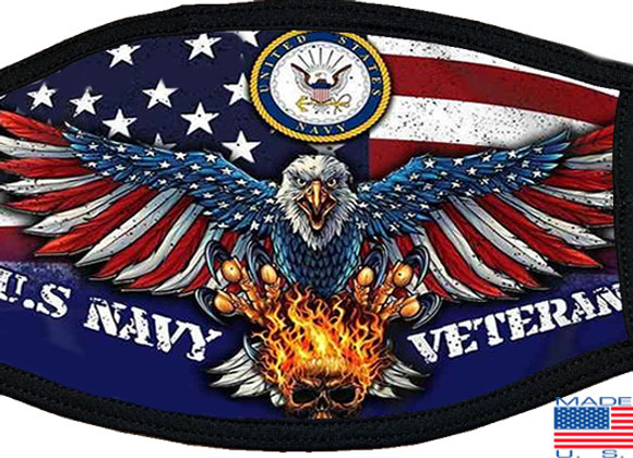 US Navy Veteran Mask $4.50Each (Dozen)