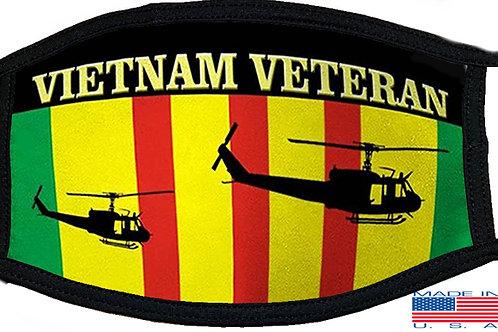 Vietnam Veteran Black Mask 2137