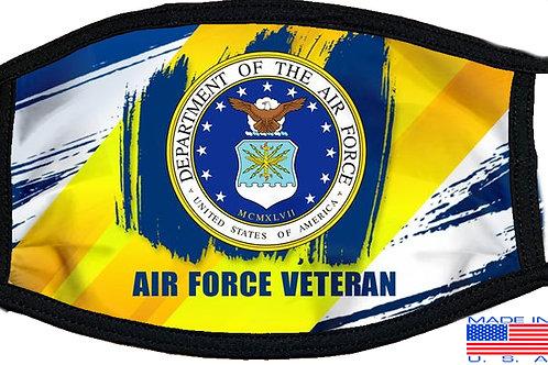 Air Force Veteran Black Mask 2077