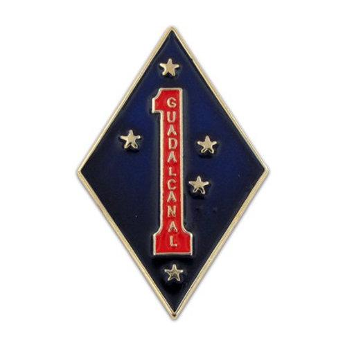 1st Marine Division Guadalcanal SKU 1043