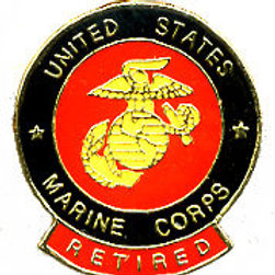 US Marine Corps Retired SKU 1009