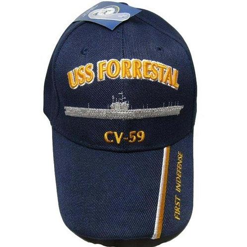 USS FORRESTAL SKU 930