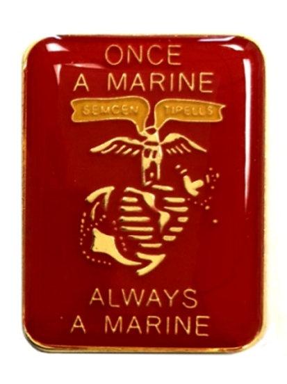 Once a Marine, Always a Marine SKU 1105