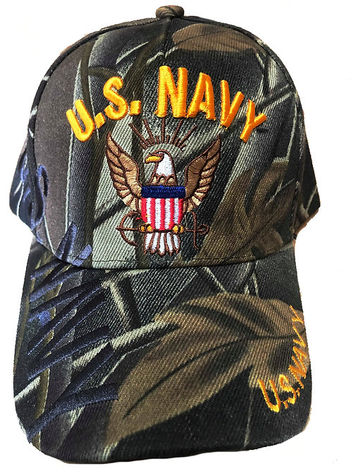 Navy Camo  SKU 907