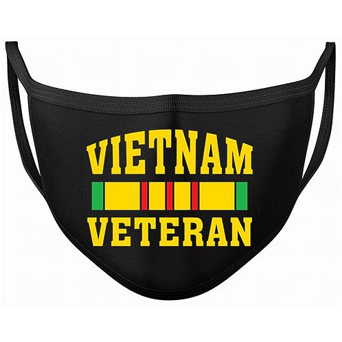 Vietnam Veteran Black Mask 2050