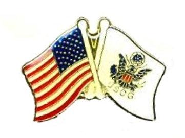 Coast Guard flag/ SKU 1065
