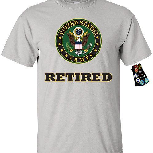 US Army Retired SKU 1511