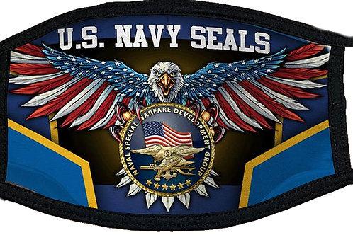 US Navy Seals Black Mask 2094