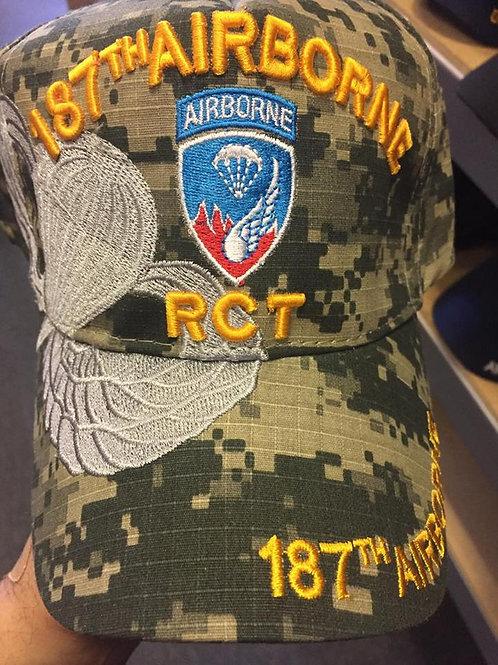 187th Airborne SKU 038