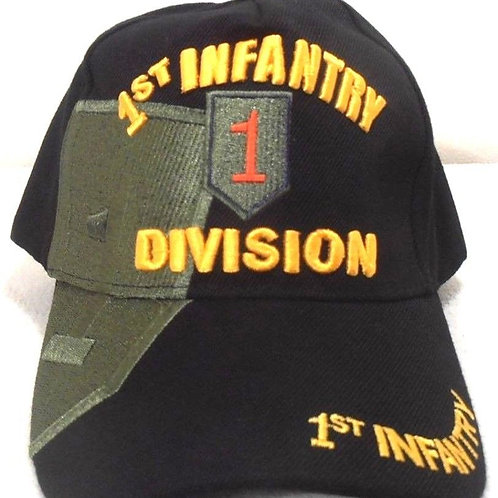 1st Infantry Div SKU 073