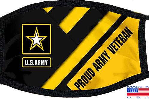 US Army ⓒ Veteran Black Mask 2070