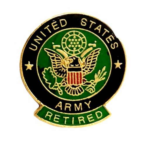 U S Army, Retired SKU 1014