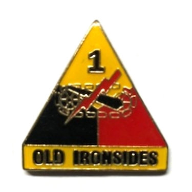 1st Amored Div, Old Ironsides SKU 1049
