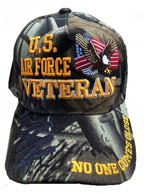 US Air Force Vet Camo SKU 710