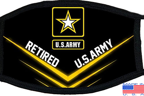 Retired Army ⓒ Black Mask 2073