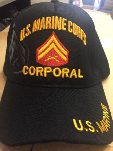 Marine Corporal SKU 264