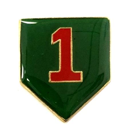 1st infantry division SKU 1008