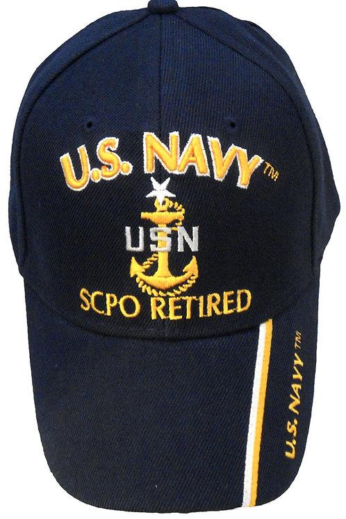 U.S. Navy SCPO Retired SKU 658