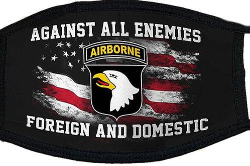 101st Airborne Black Mask 2091