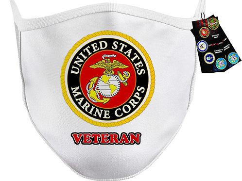 US Marine Veteran Mask SKU 1513