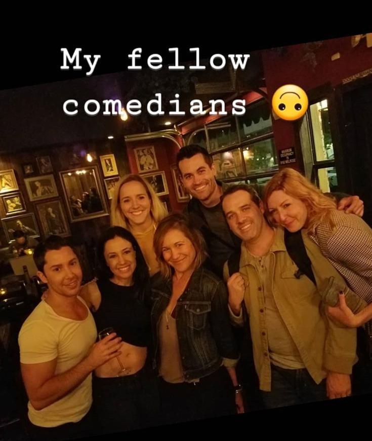 Fellow Comedians