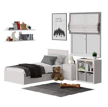 Universal childrens room
