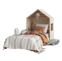 utaker single bed