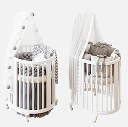 Bed - Stokke Sleepi Children Bed In 2 Variations